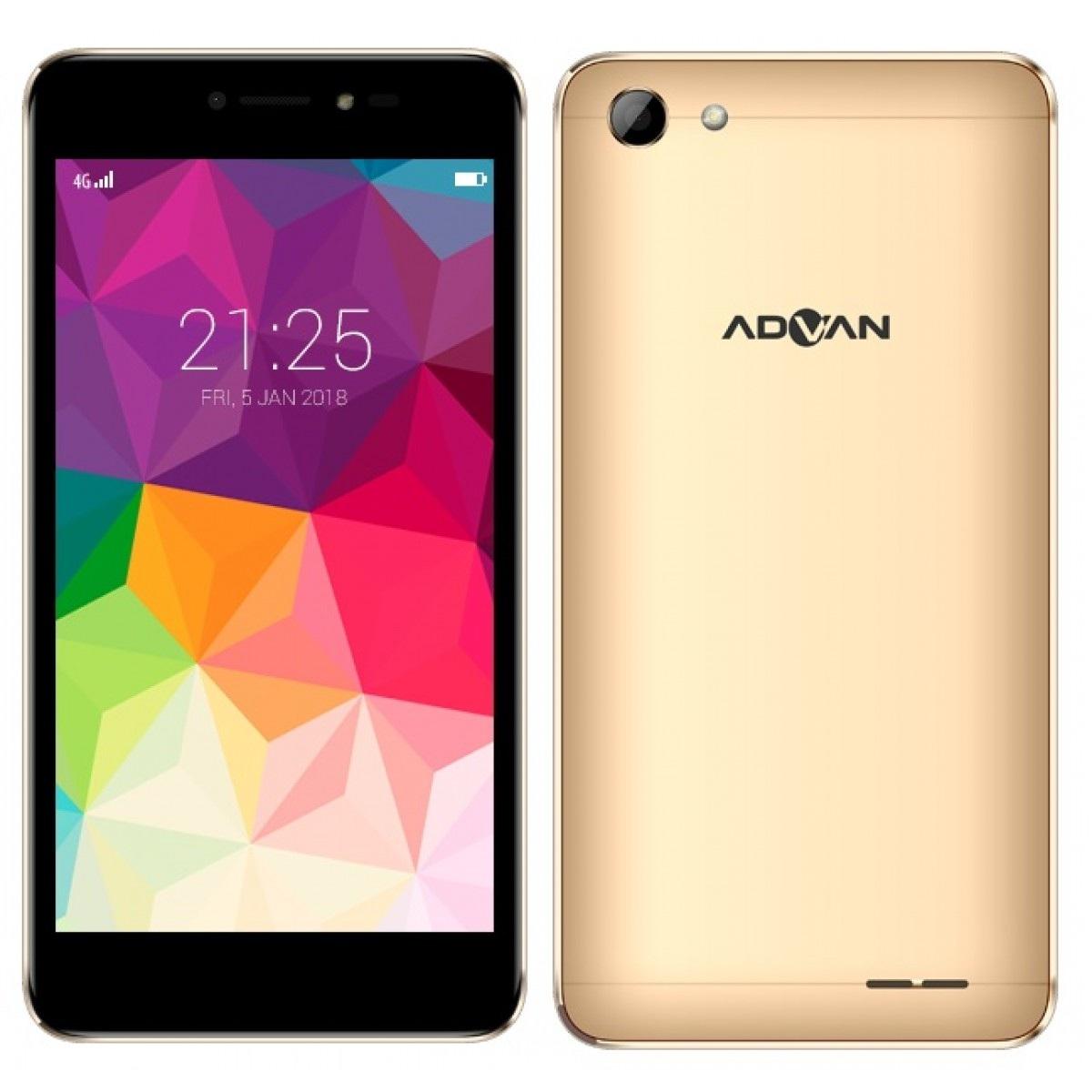 5 Smartphone Android Advan 4G Paling Baru