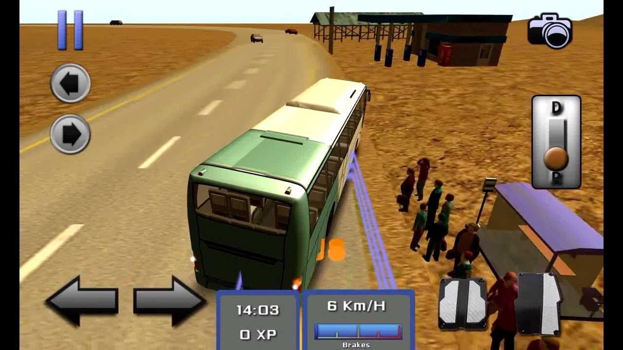 Game Bus Simulator Di Android Terbaik