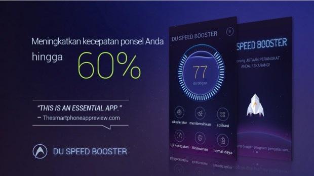 DU Speed Booster