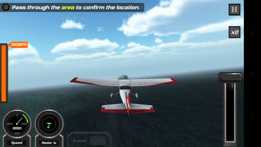 Game Android Simulasi Pesawat Yang Paling Seru