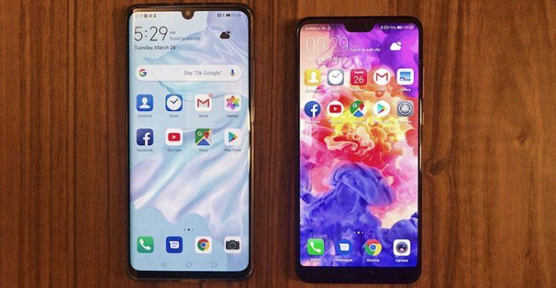 Perbedaan Huawei P30 Pro vs Huawei P20 Pro