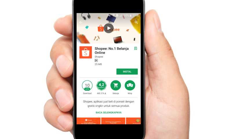Aplikasi Jual Beli Online Terpopuler Di Indonesia