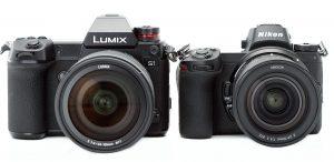 Panasonic Lumix S1 vs Z6