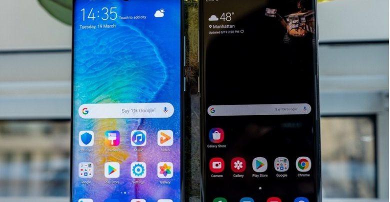 Perbandingan Huawei P30 Pro dan Samsung Galaxy S10 +