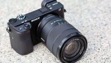 Spesifikasi Sony Alpha A6400