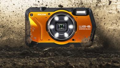 spesifikasi kamera Ricoh WG-6