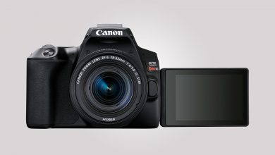 Canon EOS Rebel SL3