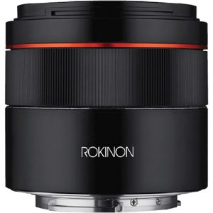 Lensa Rokinon 45mm F1.8