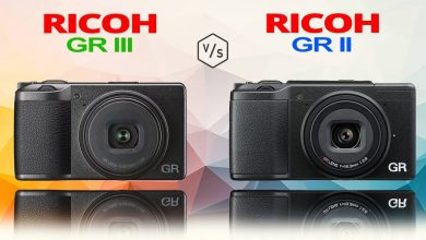 Kamera Ricoh GR III